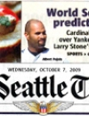 Il Fornaio featured in The Seattle Times