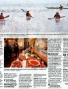 Il Fornaio featured in The Seattle Times, Northwest Weekend