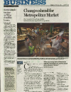 Metropolitan market featured in The News Tribune